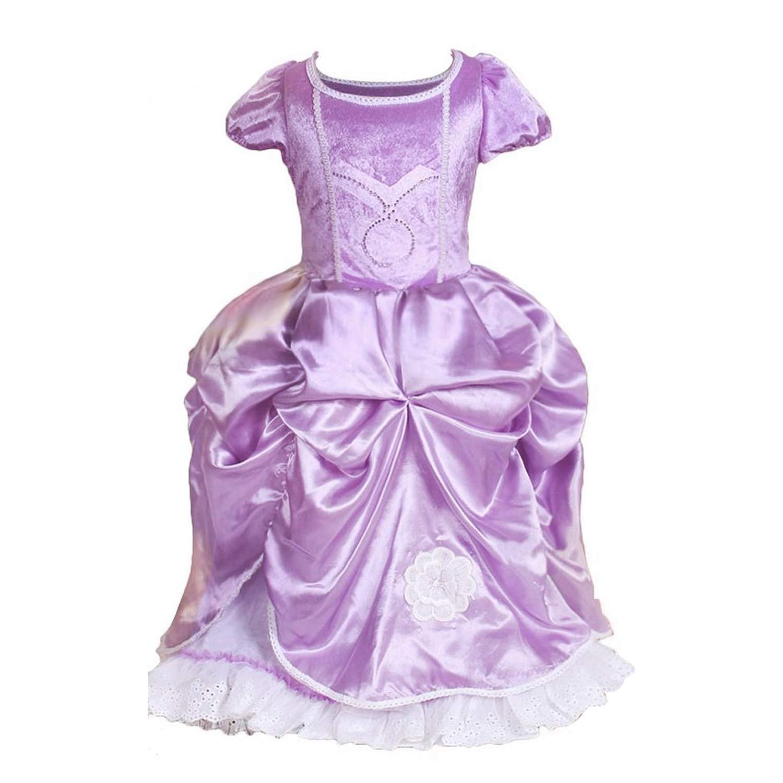 Eyekepper Sofia Princesa Vestido de Fiesta de cumpleaños de ...