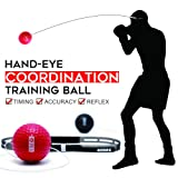 YMX Boxing Reflex Ball on String - Fight ball