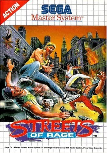 Master System - Streets of Rage: Amazon.es: Videojuegos