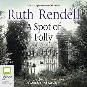 A Spot of Folly Audiobook