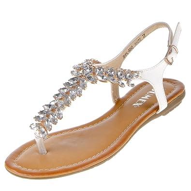 100% authentic f1a9c 7d043 Damen Schuhe, 3HPL-6042, SANDALEN