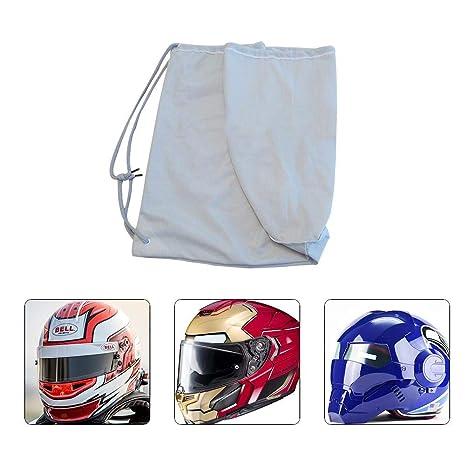 Mochila con Bolsa de Casco para Moto - Plus Velvet Helmet ...