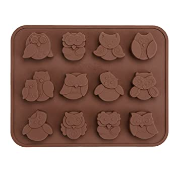 Generic 12 Eulen Kuchen Dekorieren Sussigkeiten Cookies