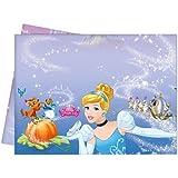 Disney Cinderella Plastic Tablecloth, 1.8m x 1.2m
