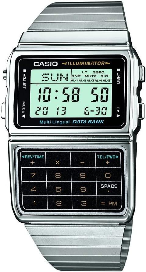 TALLA Talla única. Casio DBC de 611e a50-a-1ef