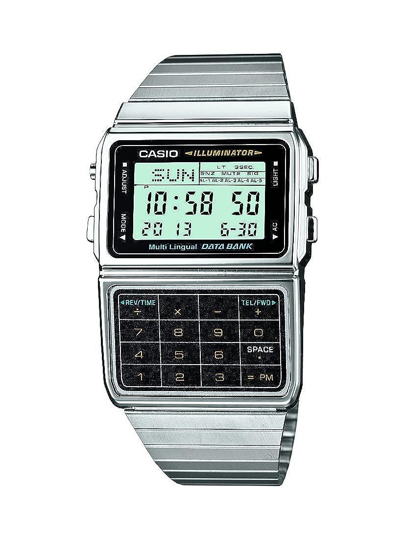 Amazon.com: Casio DBC-611E-1EF – Reloj para hombre: Watches