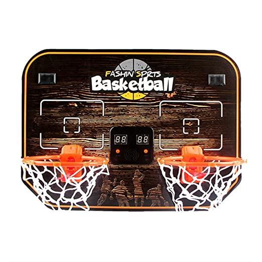 BXWQPP Anotador Electrónico Canasta Baloncesto Infantil Registro ...