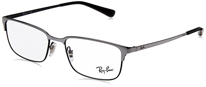 f62ce4912a Ray-Ban Full Rim Rectangular Unisex Spectacle Frame ...