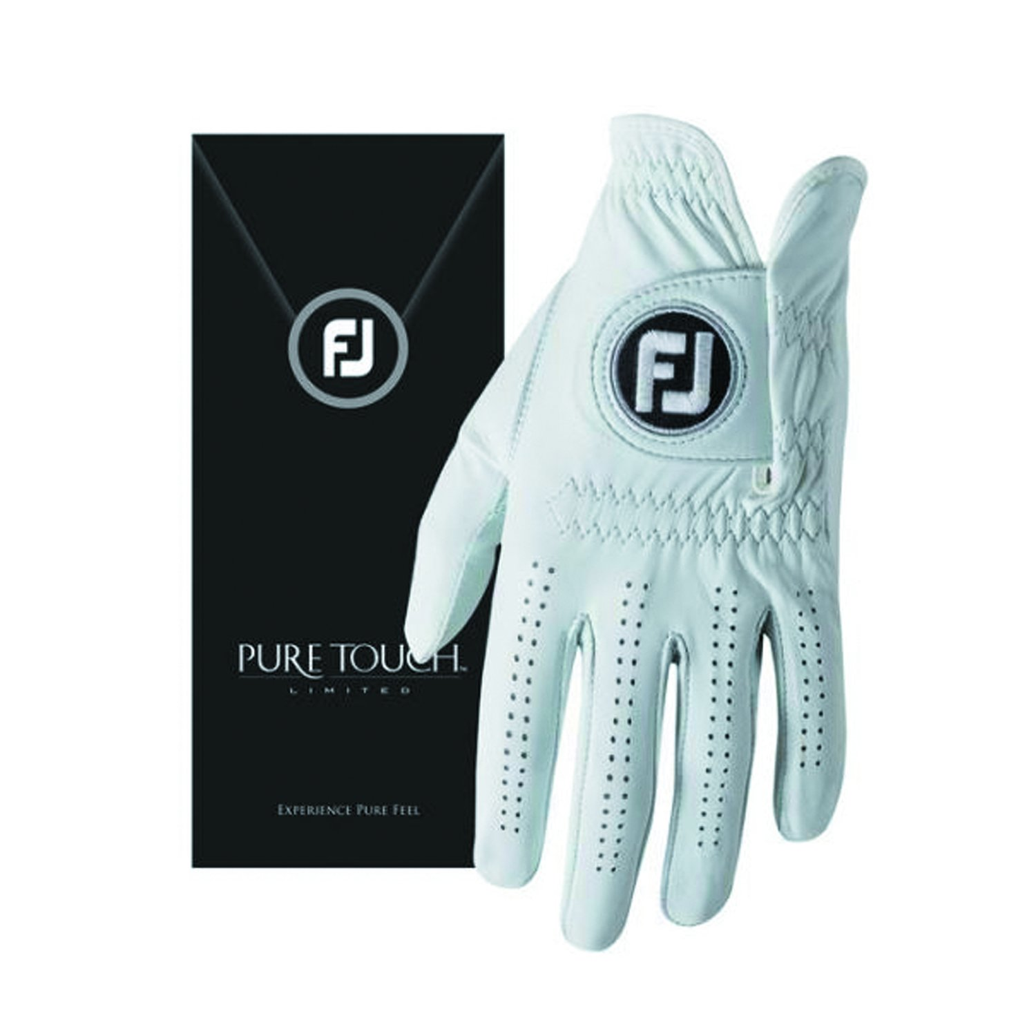 FootJoy New Pure Touch Limited Edition Men s Golf Glove – Worn on Left Hand
