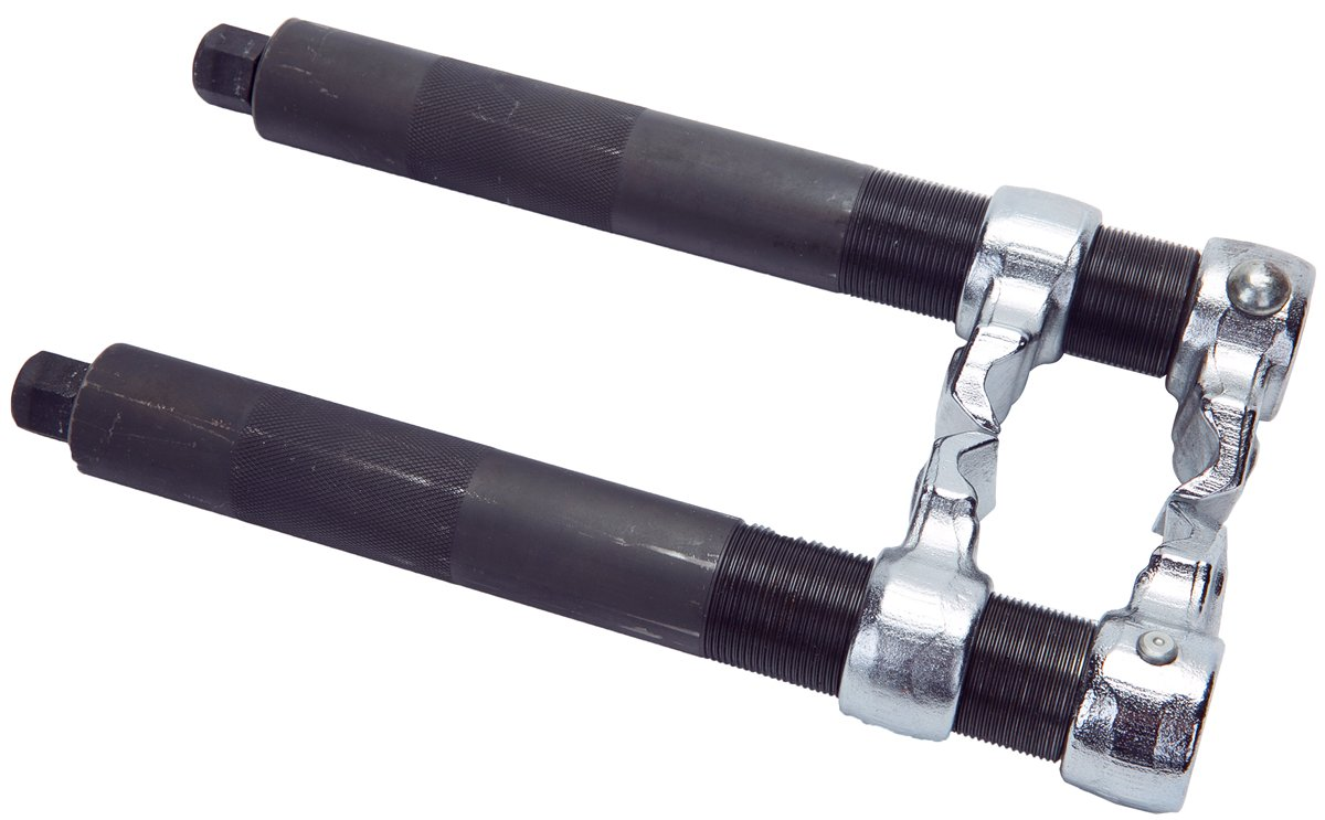 8MILELAKE Heavy Duty 280mm Hook Coil Spring Compressor