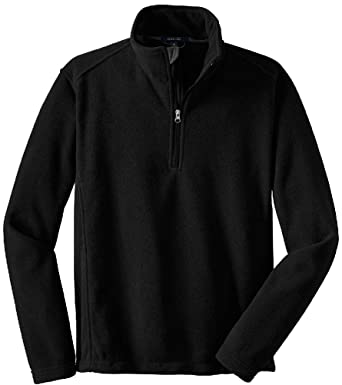 f42dd62d8b27 Mens Soft and Cozy Fleece 1 4-Zip Pullovers in Sizes  Adult XS-6XL ...