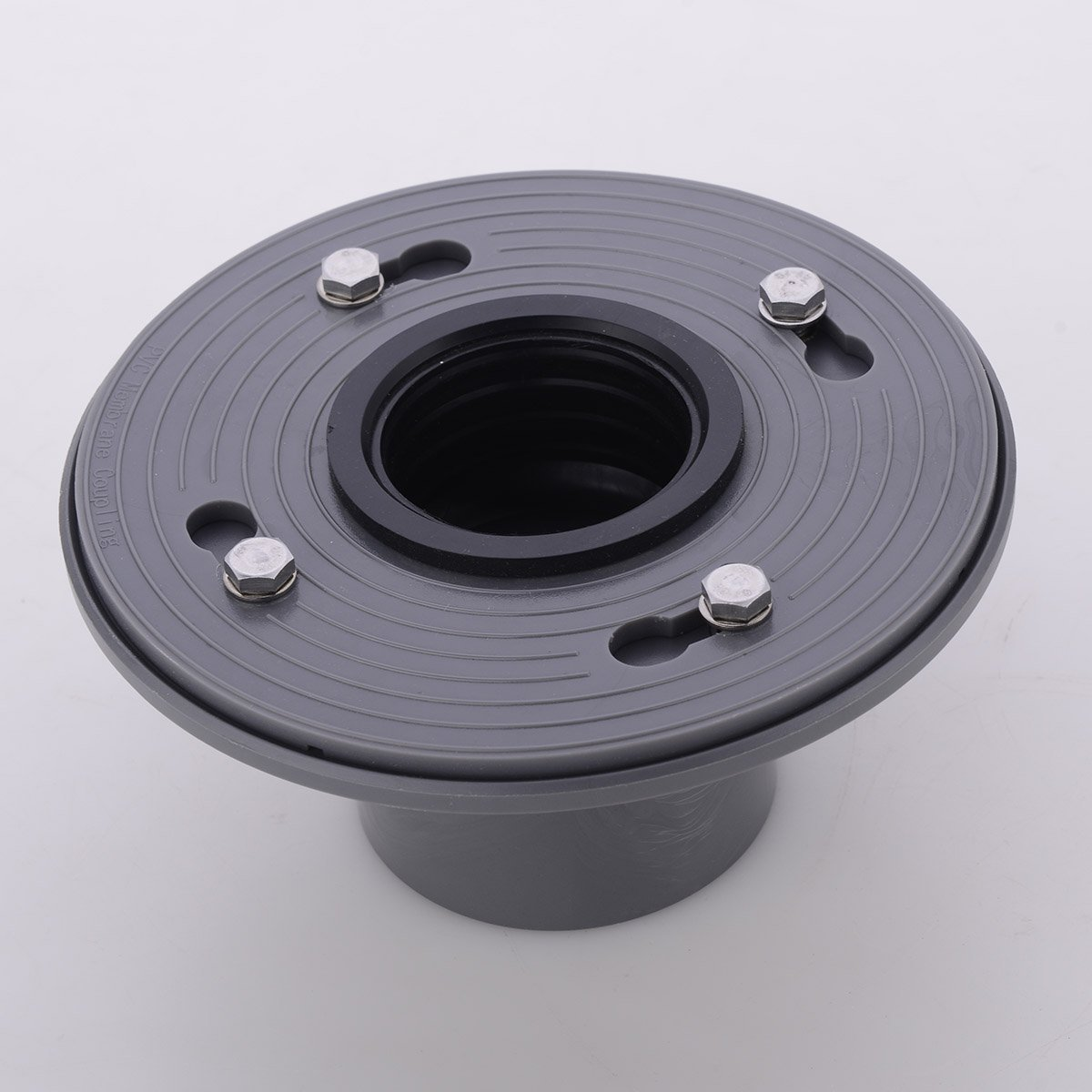 HANEBATH 2 Inch PVC Shower Drain Base with Rubber Gasket - - Amazon.com