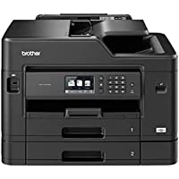 Brother MFC-J5730DW A3 Colour Inkjet Multi-Function Centre, Wireless/USB/Network, Printer/Scanner/Copier/Fax Machine, 2…