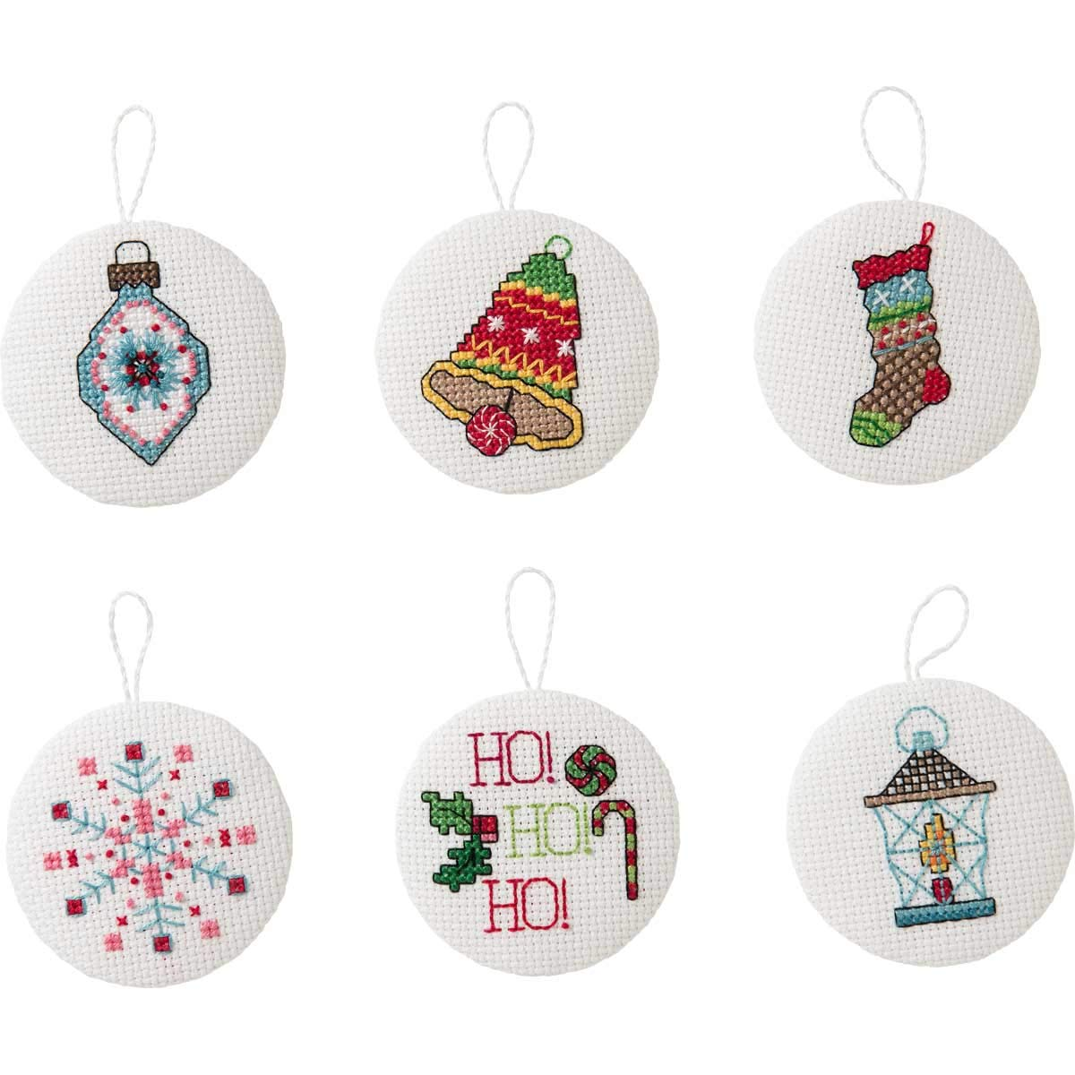 Bucilla 86886 Hallmark 30 pc Felt Ornament Kit Magical Moments 2.5