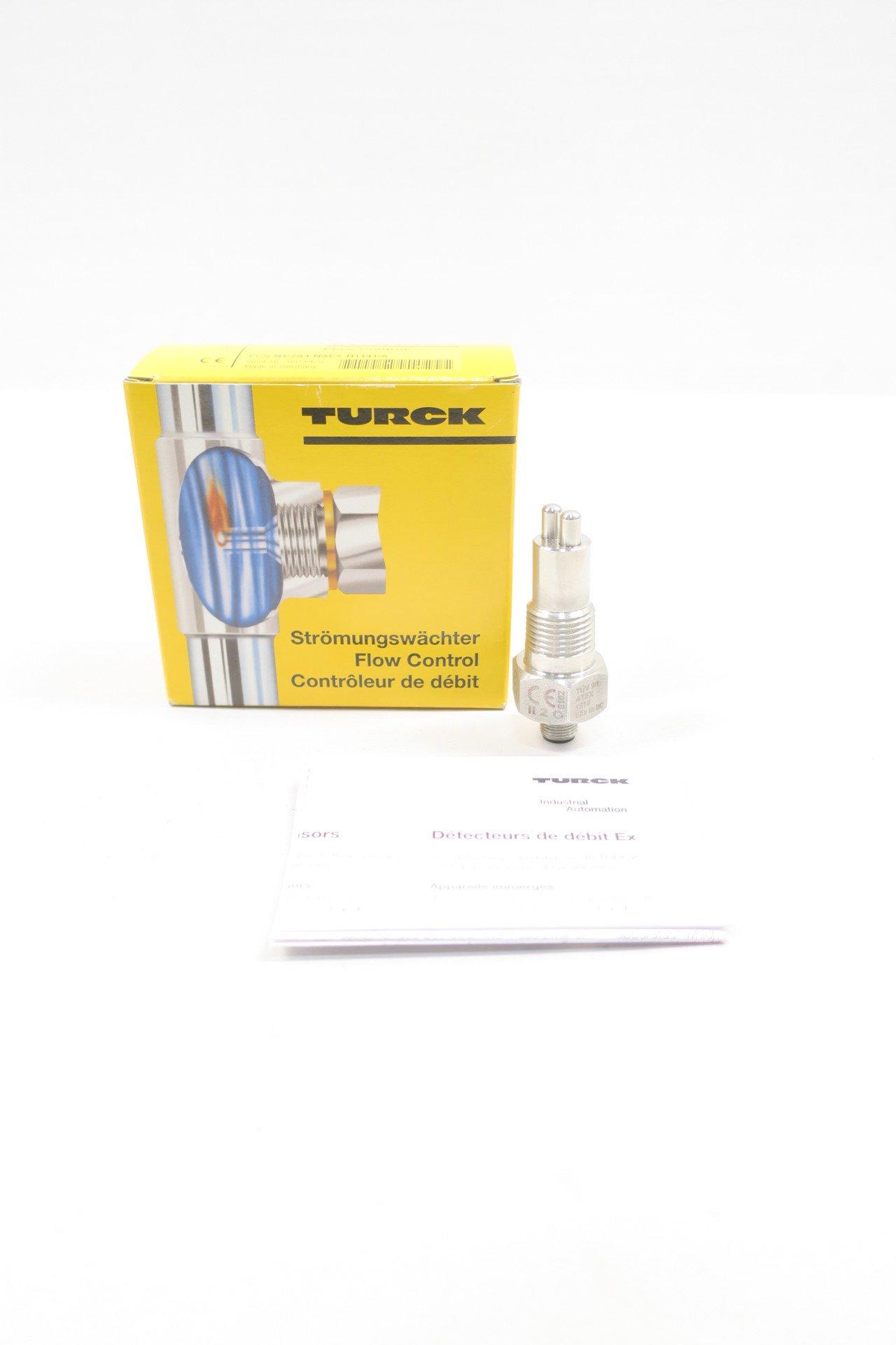 NEW TURCK FCS-N1/2A4-NAEX-H1141/A FLOW CONTROL SENSOR D585029