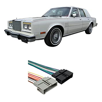 Amazon.com: Fits Chrysler Fifth Avenue 1984-1993 Factory ... on