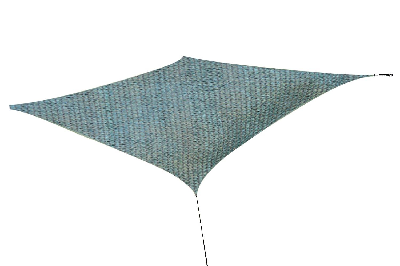 Sonnensegel 2 35 m x 4 00 m HDPE für Ihren Garten Sonnenschutz