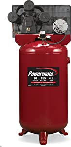 BOSTITCHPowermate Vx PLA4708065 80-Gallon Electric Air Compressor