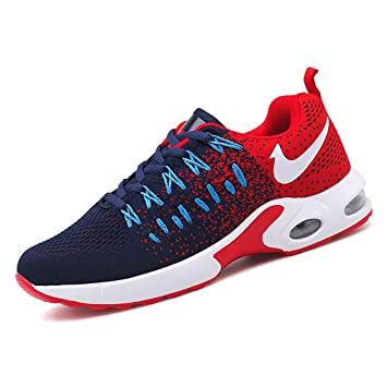 Willsky Zapatillas Deportivas para Hombre, Zapatos para Correr, Entrenamiento aéreo, ligereza, Fitness