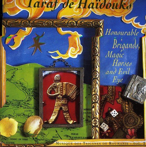 Taraf de haidouks lyrics