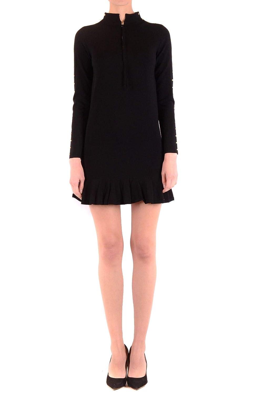 TwinSet Women's MCBI36775 Black Viscose Dress