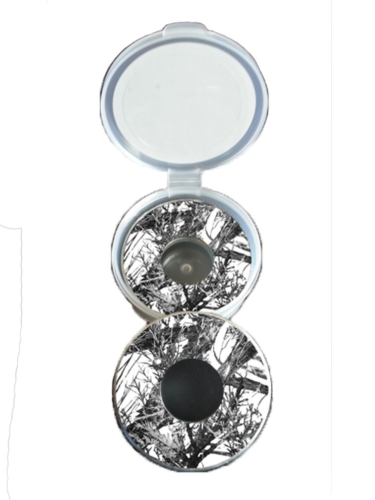 Snow Camo Pitching Washers W/Case