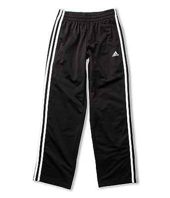 Adidas Track Pants Boys Size Large ( 14-16 ) Black