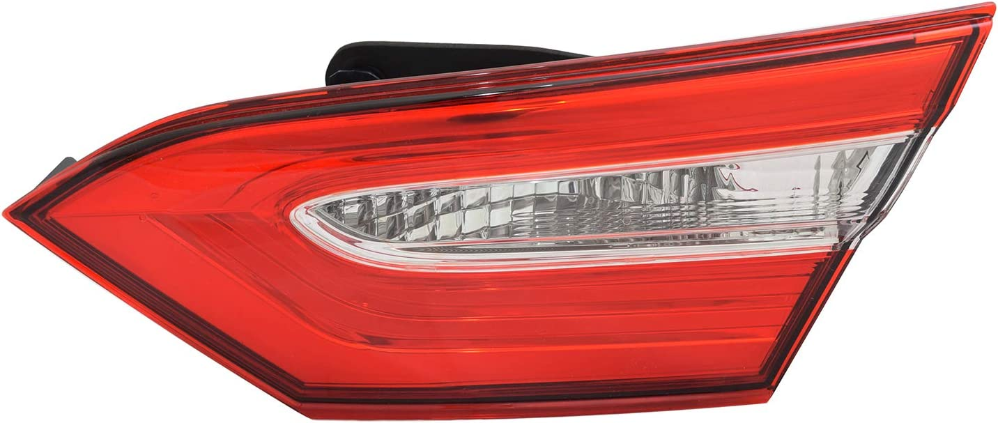 Multiple Manufactures TO2803140C Standard No variation Tail Light Assembly