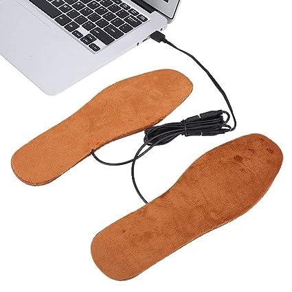 Výsledok vyhľadávania obrázkov pre dopyt Battery Powered Electric Heated Shoes Pads Insole with cable ( two styles)