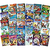 Tom and Jerry Ultimate 28-Movie Pack DVD Set - Around The World/ Mouse Trouble/ In Space/ Magical Misadventures/ The…