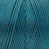 RED HEART Nylon Crochet Thread, Teal