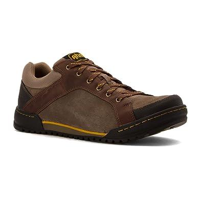 Ahnu Men's Balboa Alder Bark Sneaker 7 D ...