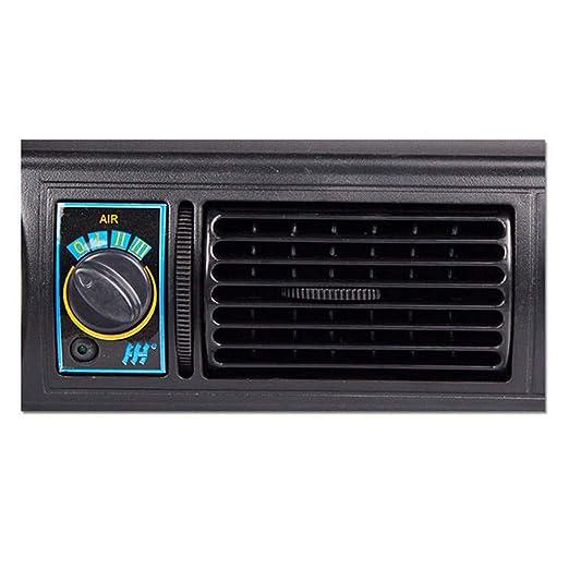 Ting Ao - Compresor de Aire Acondicionado Universal 12 V AC evaporador refrigerante para camión, Coches clásicos, autocaravanas, Equipo Pesado.