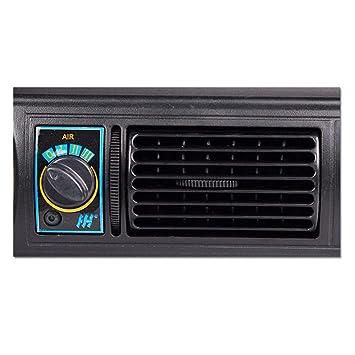Ting Ao - Compresor de Aire Acondicionado Universal 12 V AC evaporador refrigerante para camión,