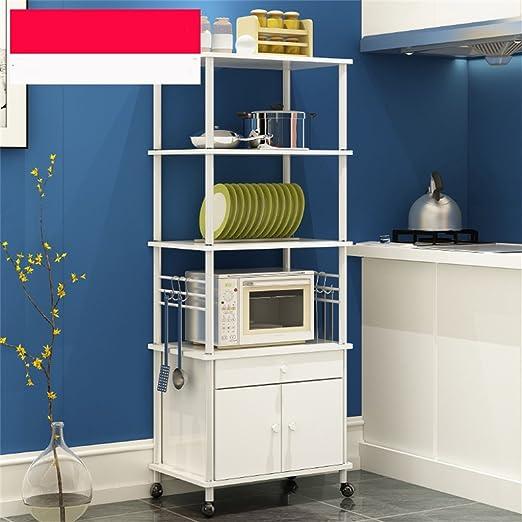 Muebles de cocina Estantería de cocina creativa Hornos de ...