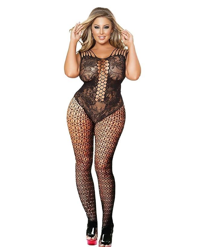 el más nuevo 8e204 b9c45 6 estilos de ropa interior sexy para mujeres plus size | La ...