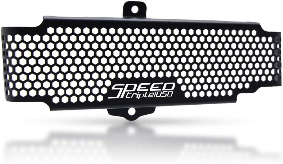 Motociclo Lega di Alluminio Copertura della Griglia del Radiatore /& Guardia del Kit Olio per T.riumph Speed Triple 2016-2017 Speed Triple S//RS 2018-2020 Speed Triple 1050 2016-2017