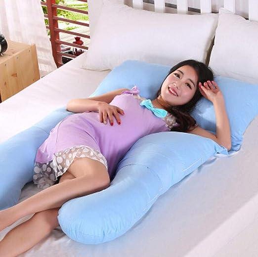 Almohada para mujeres embarazadas, con múltiples funciones ...