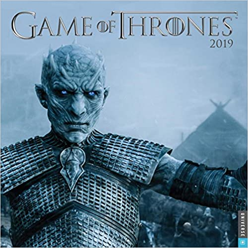 Como Descargar De Elitetorrent Game Of Thrones 2019 Wall Calendar PDF A Mobi