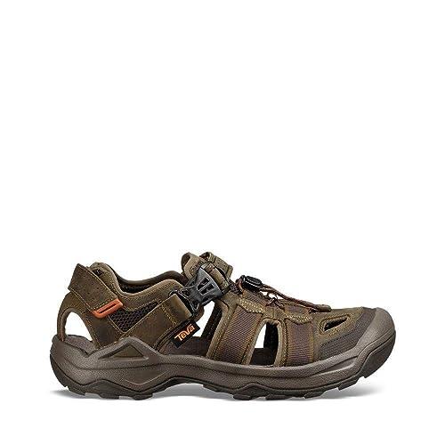 2 Sandalia Omnium Ia Caminar Ss18Amazon es Teva Para Leather RLqSc34j5A