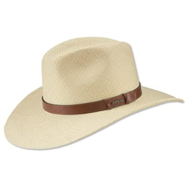 Orvis Men s The Ultimate Straw Hat at Amazon Men s Clothing store  70707191559