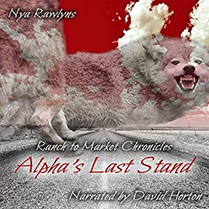 Alpha's Last Stand Audiobook