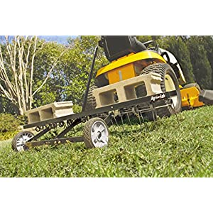 Agri-Fab 45-0295 48-Inch Tine Tow Dethatcher