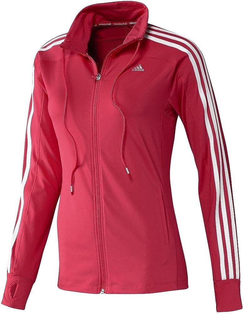 adidas Damen Trainingsjacke Climacool Training Core 3S