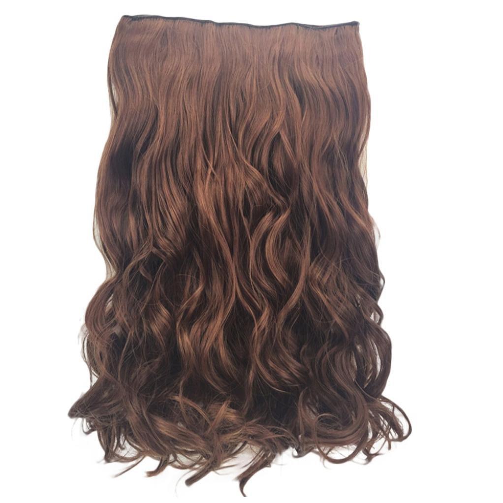 Jinjin Woman Girl Hair Extensions Pretty Curly Wig Hair Wave Roll Wig (K) by Jinjin (Image #1)