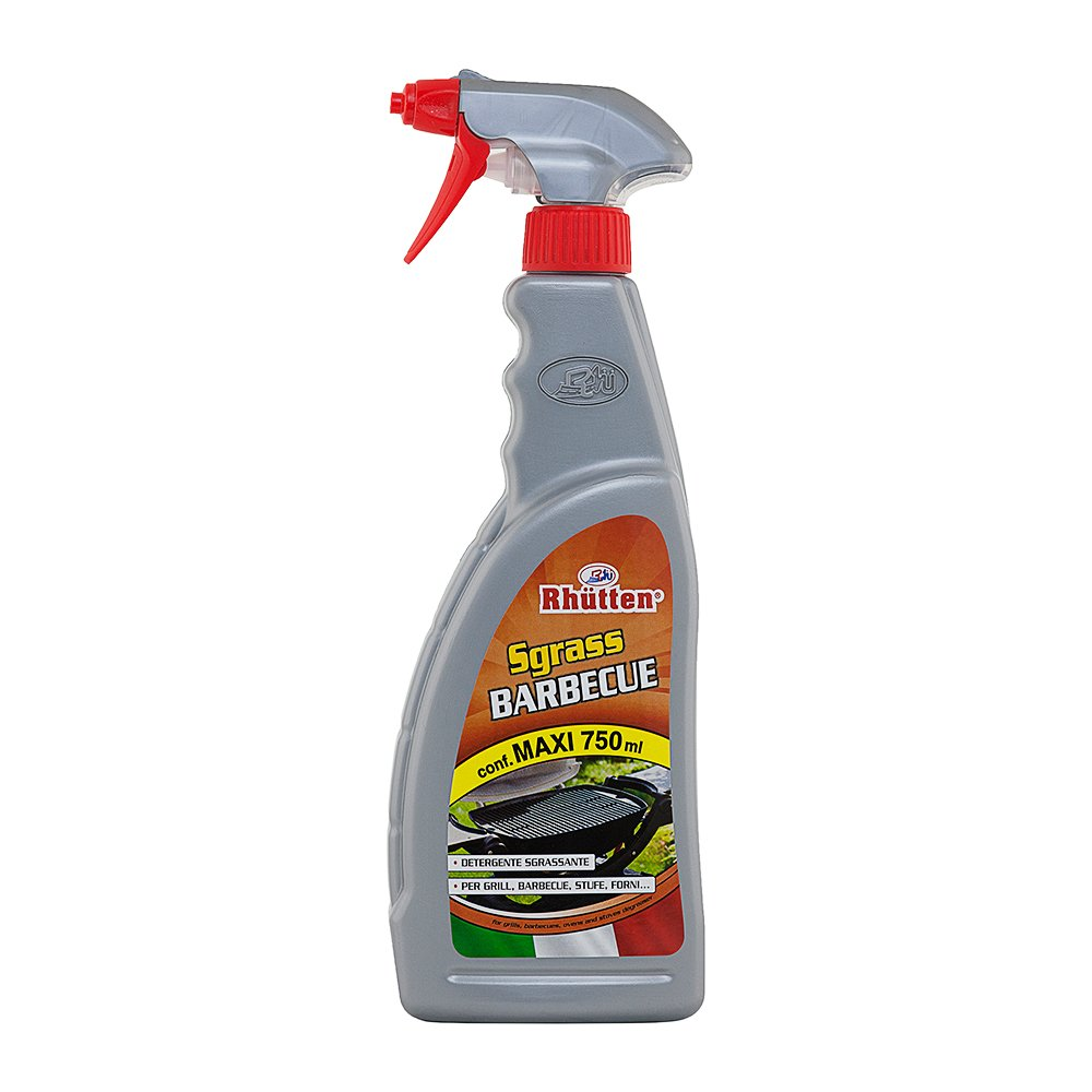 Rhutten 280771 Espuma emulsionante Barbacoa 750 ML
