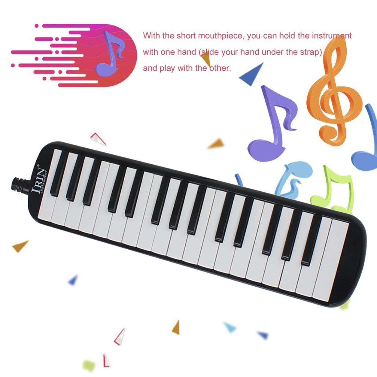 IRIN 32 tasti Melodica Strumento studenti musicale dellorgano di bocca