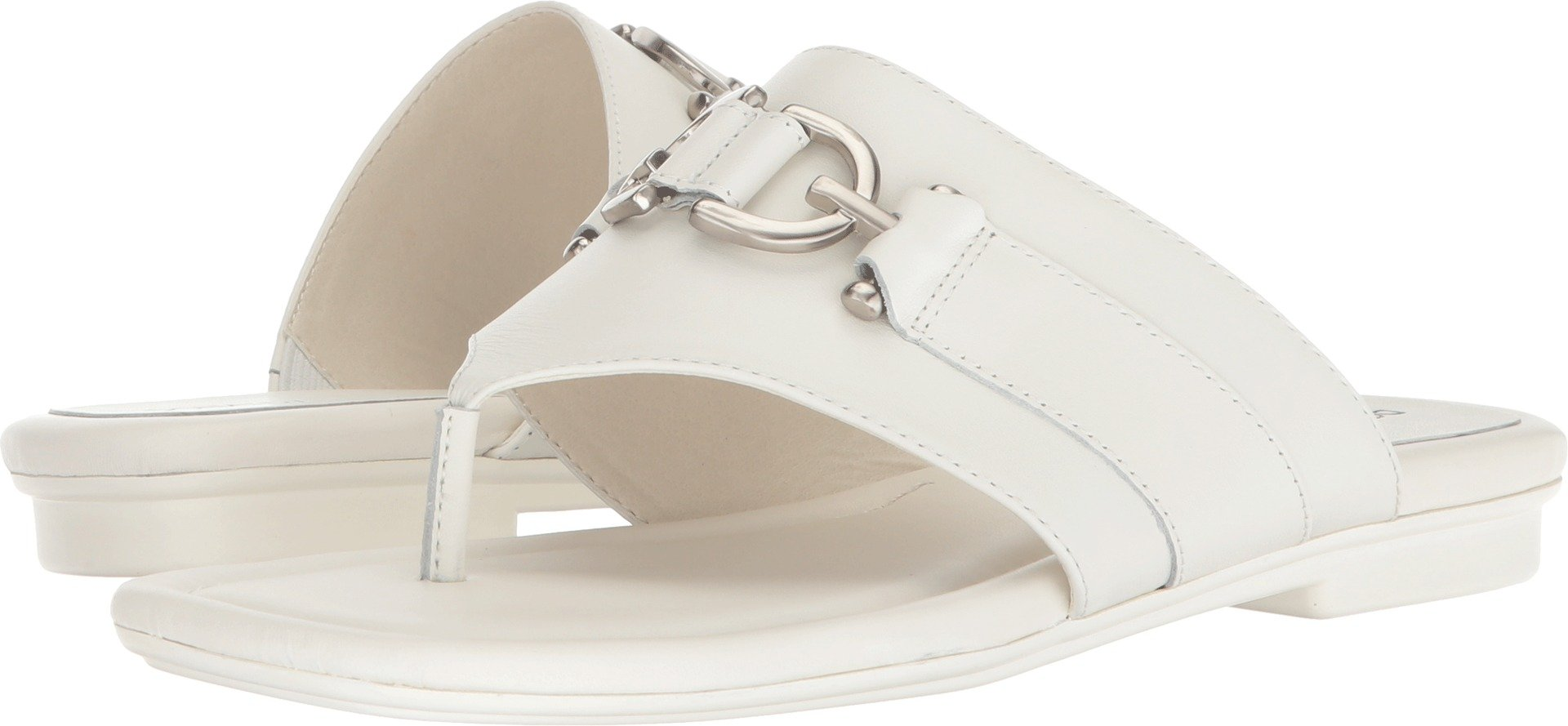 Donald J Pliner Women's Kent Slide Sandal, Bone, 9 Medium US