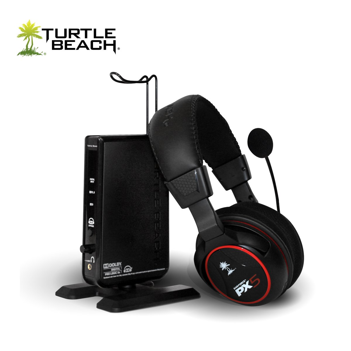 Turtle Beach Ear Force Px Programmable Wireless Headset Ps Amazon Co Uk Pc Video Games