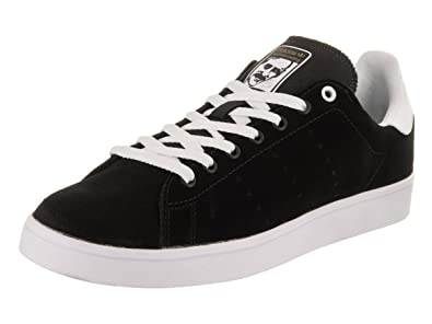 adidas Men\u0027s Stan Smith Vulc Skate Shoe (7.5 D(M) US Mens,